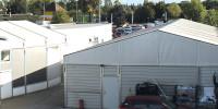 2012 - Die neue große Reifenhalle.
