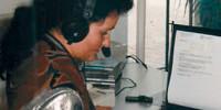 ... und das Radio Leipzig was für die Ohren.