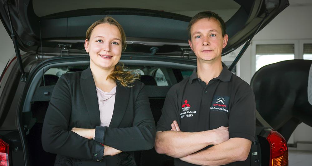 Sandra Bahn & Ralf Regen